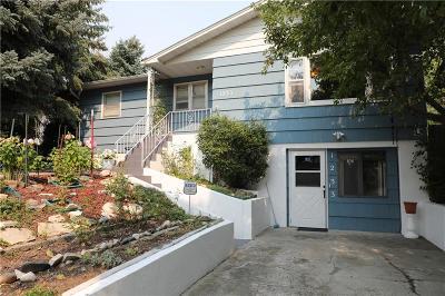 Single Family Home For Sale: 1233 Howard Avenue