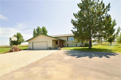 Yellowstone County Single Family Home Contingency: 4312 Bennett Avenue