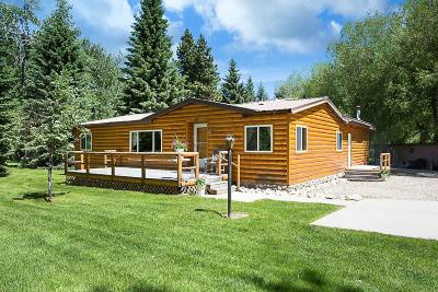 Red Lodge MT Single Family Home For Sale: $336,000