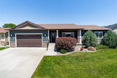 Single Family Home For Sale: 4129 Ashford Pl