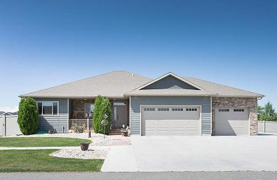 Billings Single Family Home For Sale: 5213 Onyx Blvd