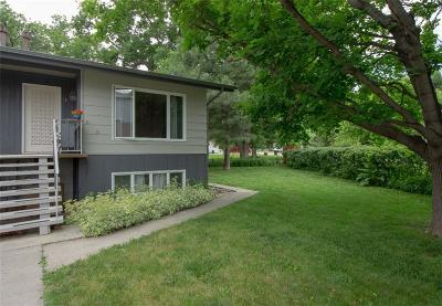 Billings Condo/Townhouse For Sale: 3116 Boulder Avenue #1