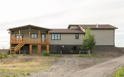 Yellowstone County Single Family Home For Sale: 2735 Blue Shale Trail