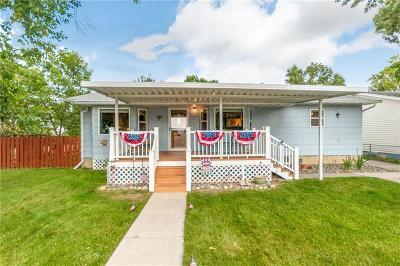 Single Family Home Contingency: 1217 Saint Johns Ave