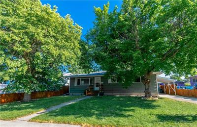 Single Family Home For Sale: 2612 Custer Avenue