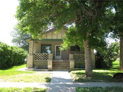 Single Family Home For Sale: 1015 3rd St W