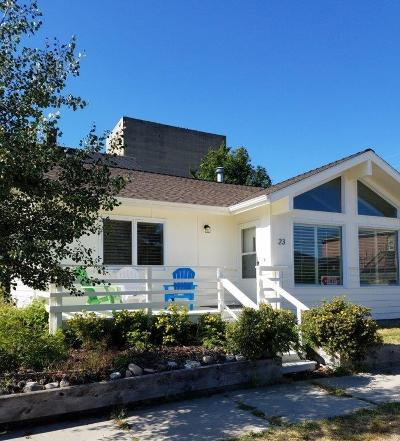Red Lodge MT Single Family Home For Sale: $319,000