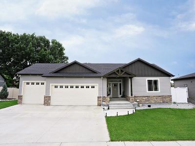 Billings Single Family Home For Sale: 1105 Vineyard Way