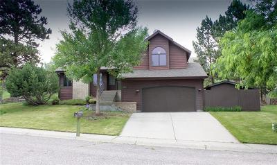 Billings Single Family Home For Sale: 991 Senora Ave