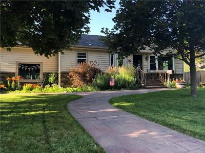 Billings Single Family Home Contingency: 1009 Avenue F