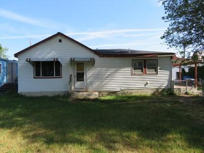 Billings Single Family Home For Sale: 4137 Morgan Avenue