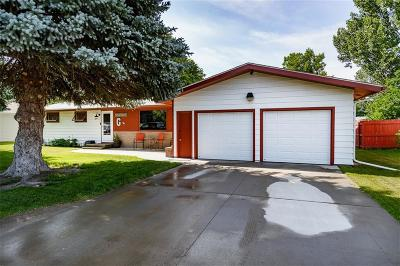Yellowstone County Single Family Home For Sale: 324 Rice Lane