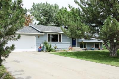 Yellowstone County Single Family Home For Sale: 1111 Caroline Street