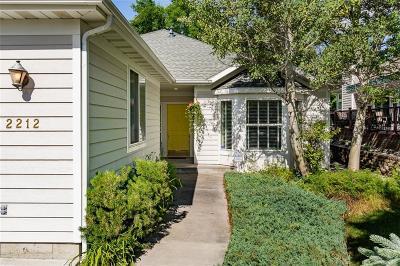 Billings Single Family Home For Sale: 2212 Remington Sq