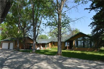 Worden Single Family Home For Sale: `2644 N N 11th Road N