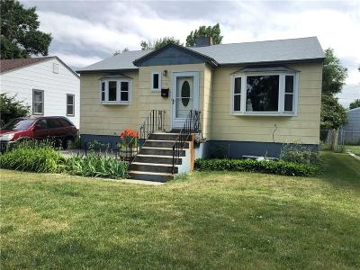 Single Family Home For Sale: 1712 Avenue E