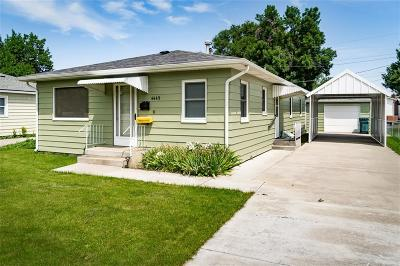 Billings Single Family Home Contingency: 4449 Morgan Ave