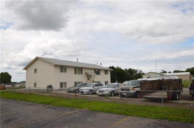 Billings Multi Family Home Contingency: 3305 Driftwood Lane