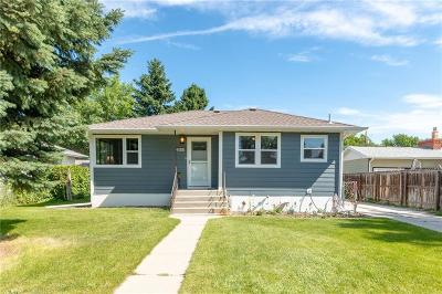 Billings Single Family Home Contingency: 2041 Avenue C