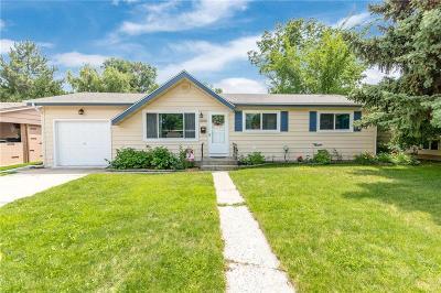 Single Family Home For Sale: 2166 Dallas