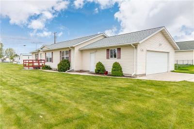 Billings Single Family Home For Sale: 860 Jackson Street