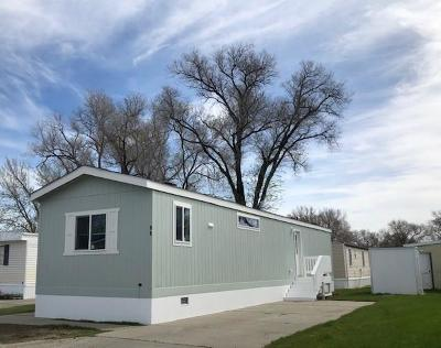 Billings Single Family Home For Sale: 96 Cache