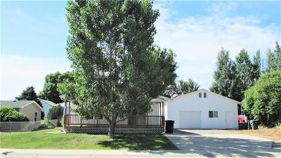 Yellowstone County Single Family Home Contingency: 522 Katherine Ann Drive