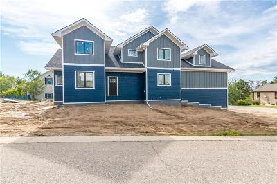 Billings Single Family Home For Sale: 4380 Iron Horse Trail