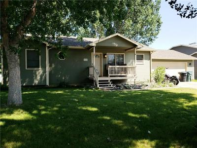 Yellowstone County Single Family Home For Sale: 2335 Columbine