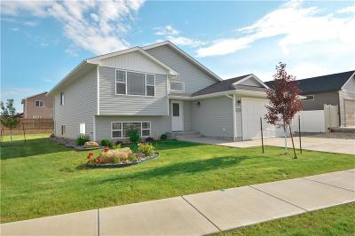 Yellowstone County Single Family Home Contingency: 1428 Benjamin Boulevard