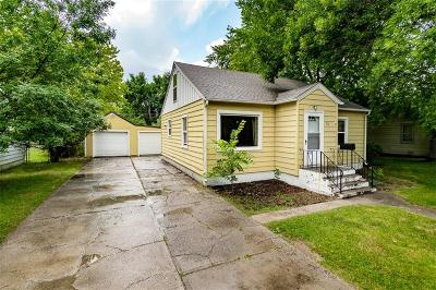 Single Family Home For Sale: 1710 Ave D