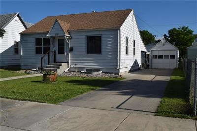 Billings Single Family Home For Sale: 819 Terry Avenue