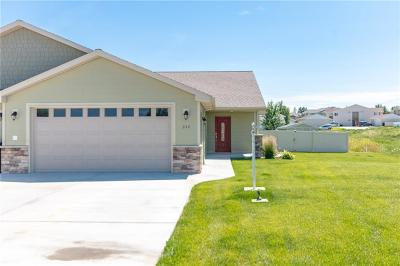 Billings Condo/Townhouse For Sale: 642 Claremont