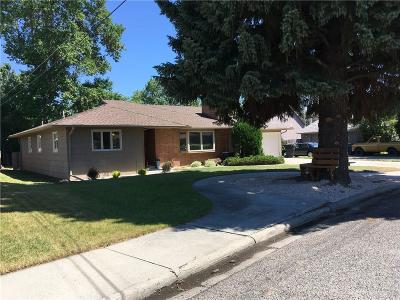 Billings Single Family Home For Sale: 809 Delphinium