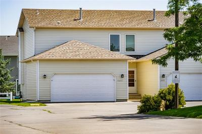 Billings Condo/Townhouse For Sale: 3635 Olympic Boulevard