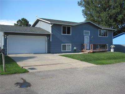 Billings Single Family Home For Sale: 3637 Rosebud Drive