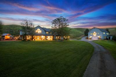 Single Family Home For Sale: 4808 Secret Valley Dr