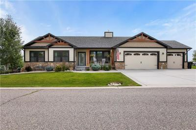 Billings Single Family Home For Sale: 4245 Smohawk Trail