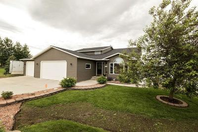 Billings MT Single Family Home For Sale: $385,000