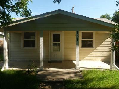 Billings MT Single Family Home For Sale: $84,000