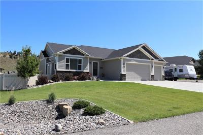 Billings MT Single Family Home For Sale: $395,000