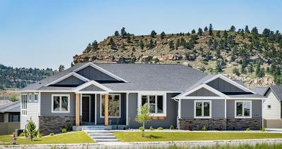 Billings Single Family Home Contingency: 4202 Snowywoods