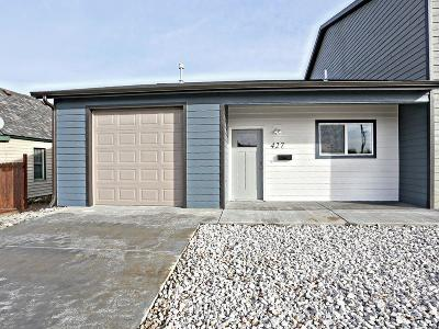 Billings MT Condo/Townhouse For Sale: $159,900