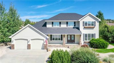 Yellowstone County Single Family Home For Sale: 6103 Sandalwood Dr