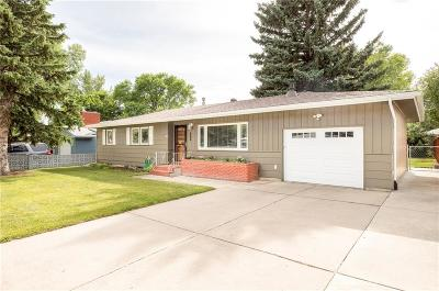 Billings Single Family Home For Sale: 2206 Hoover Avenue