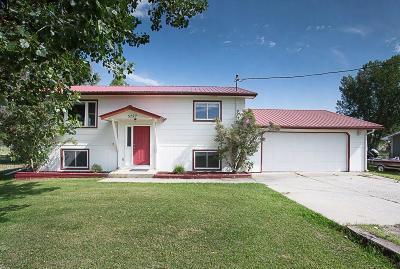 Single Family Home Contingency: 5727 Haynes Road