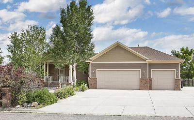 Yellowstone County Single Family Home For Sale: 334 Burning Tree