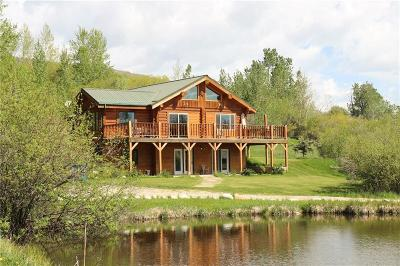 Red Lodge MT Single Family Home For Sale: $1,800,000