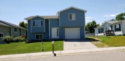 Yellowstone County Single Family Home Contingency: 456 S Lakeview Drive