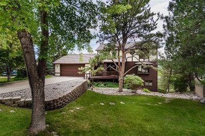 Yellowstone County Single Family Home Contingency: 986 Senora Avenue